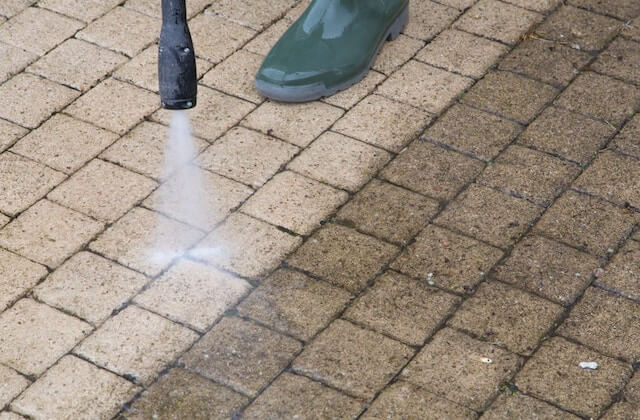 boston patio cleaning