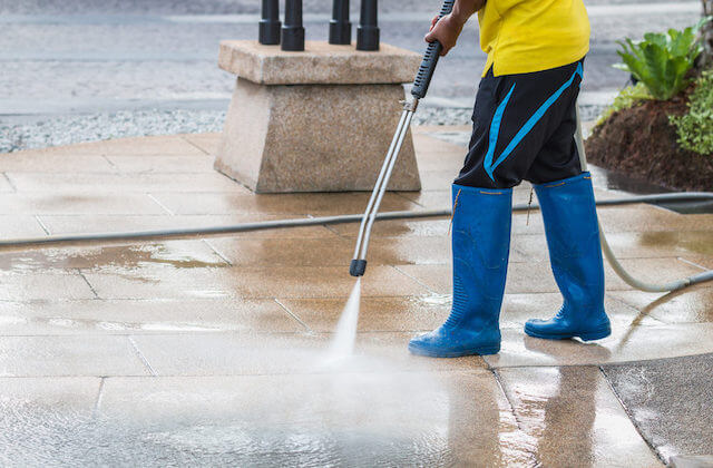 commercial cleaning boston